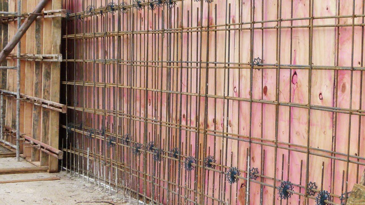 Concrear muro de conten o em itapecerica da serra etapa 2 for Muro de concreto armado