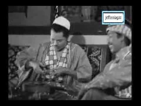 OST Ali Baba Bujang Lapok 1960 - Ya Habibi Ali Baba - P Ramlee