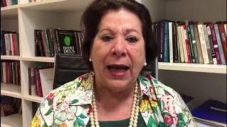 Eliana Calmon declara apoio a candidato a deputado estadual de Bolsonaro