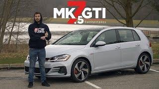 MK7.5 GTI Build Series