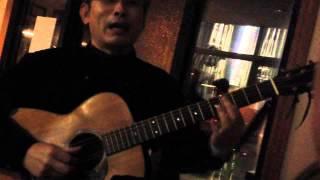 Master guitarist Rigi Kitano playing ragtime tune.