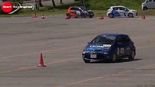 TOYOTA GAZOO Racing ラリーチャレンジ 2017 第4戦 勝山