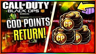 HOW TO USE COD POINTS in BO4! - NEW DLC ITEMS, BO4 ITEM SHOP & MORE! (BO4 BLACKMARKET UPDATE)