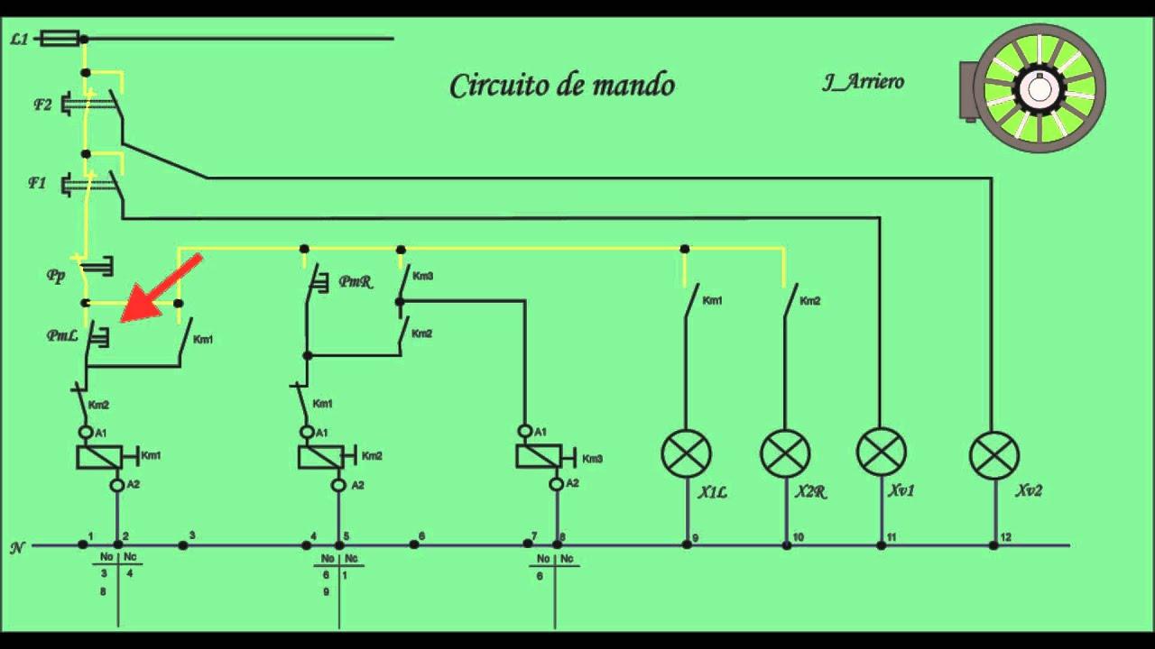 Dahlander pole changing motor