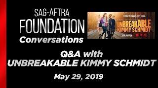 Conversations with UNBREAKABLE KIMMY SCHMIDT