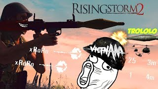Rising Storm 2 Vietnam - trololo Adventures!