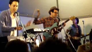 "The Freelance Whales ""Generator 1st Floor"" SXSW 2010"