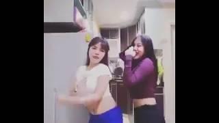HOT Pamela Safitri & DJ Dinar Cindy Goyangan Maut
