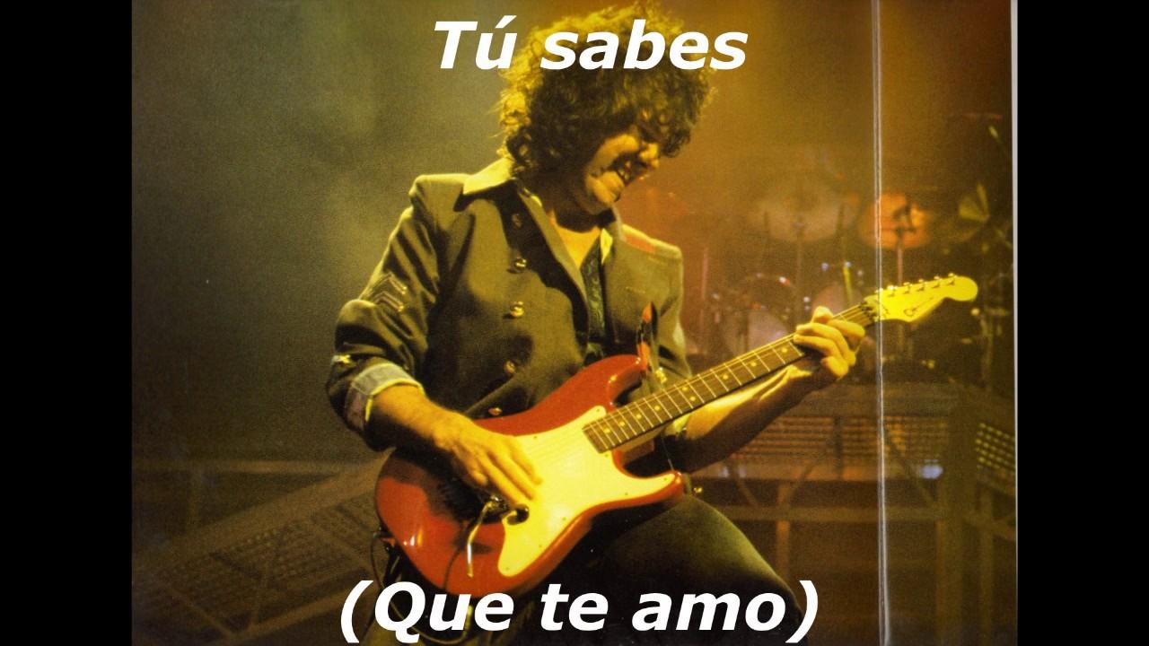 Gary Moore - Walking by Myself Subtitulada al español