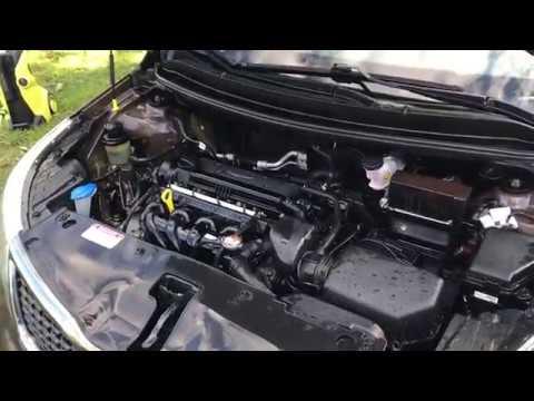 Причина задиров в цилиндрах в Kia и Hyundai