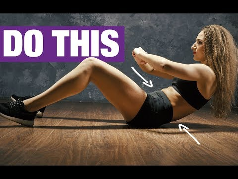 #1 Best Abs Workout Tip (ACTIVATES ABDOMINAL MUSCLES!)