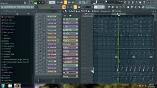 How can make chill jazz music using fl studio 20 samples and plugins