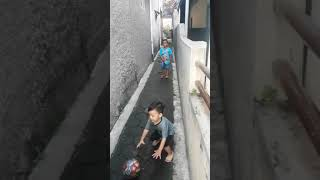 My Boy! Playing Football