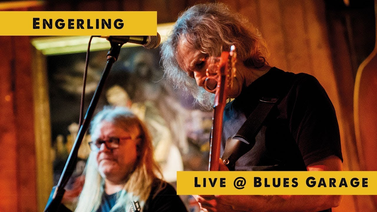 Engerling - Blues Garage - 16.02.2018