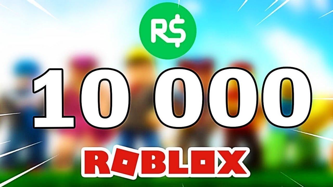 Je N Aurai Jamai De Robux Roblox - Je Vous Offre 10 000 Robux Dans Roblox Youtube