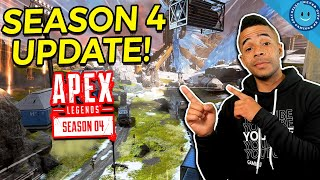 New Apex Legends Season 4 Update Notes! | Everything You Need To Know + New Revenant Gameplay!