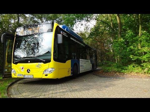 Oldenburg-Mitfahrt   #001 Die Linie 321 von ZOB bis Kreyenbrück   Let's show Oldenburg