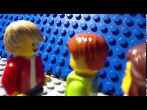 Lego Austin And Ally Animation: The HandShake