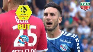 But Adrien THOMASSON (84') / RC Strasbourg Alsace - AS Monaco (2-2)  (RCSA-ASM)/ 2019-20