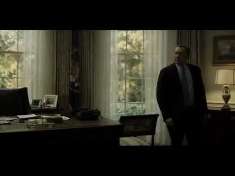 House of Cards S3 E11 – Chapter 37 - Frank and Jackie's dynamic