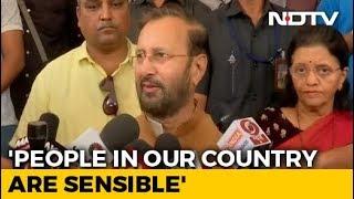 BJP-Shiv Sena Will Win Maharashtra With 'Huge Majority', Says Prakash Javadekar