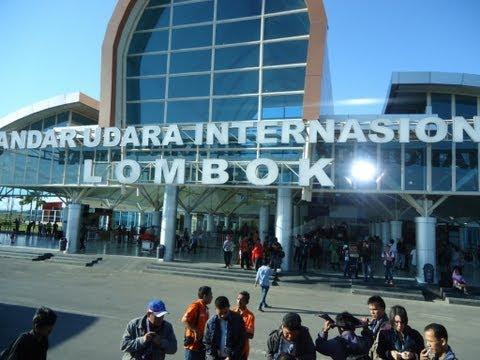 Lombok International Airport - Biosafe Tour 2011 (Original)