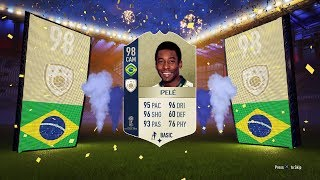FIFA 18 | GUARANTEED ICON SBC PACKS!! RUSSIA WORLD CUP 2018!!