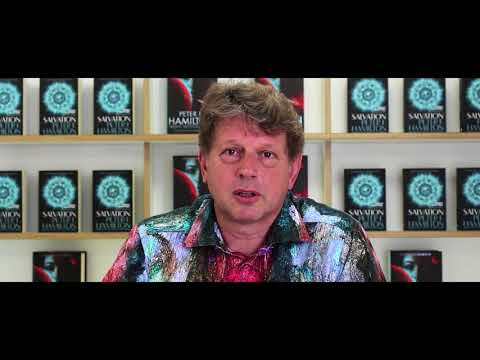 Peter F. Hamilton introduces his new book Salvation.
