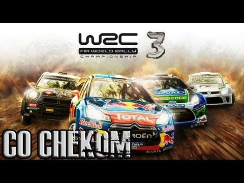 WRC 3: FIA World Rally Championship со Снеком