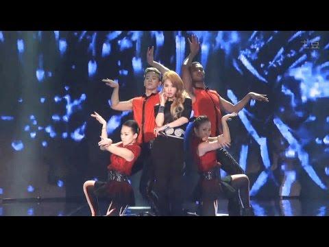 2014-11-22 亞洲流行天后 蔡依林 Jolin Tsai - 美杜莎 Medusa 全球LIVE首唱@央視全球中文音樂榜上榜