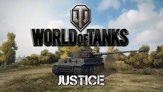 World of Tanks - Justice!