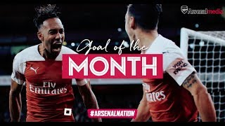 Download Video Ozil, Ramsey, Aubameyang & Xhaka | Arsenal Goals of the Month | October 2018 MP3 3GP MP4