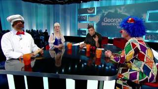 The Panel: Patrick Bristow, Kathryn Greenwood and Ali Hassan on GST (10/31/13)