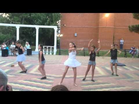 Танец Снится сон - Пашенцева Александра