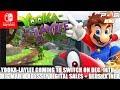 Nintendo Switch - Yooka-Laylee Finally Dated for Dec. 14! Big Mario Odyssey eShop Sales & Deus Ex!