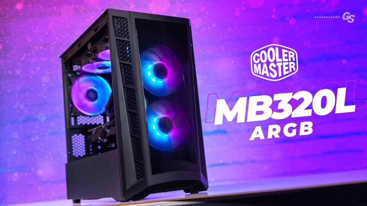 THE WAVERIDER - Cooler Master MB320L ARGB Build