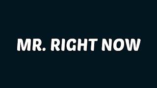 21 Savage-Mr. Right Now feat. Drake (Lyrics)