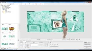 Como fazer uma capa da Pixie Lott no photoscape tutorial de Niih*