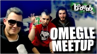OMEGLE MEETUP 2 ft Tsach-Vibrator!! - BOOYAH TV