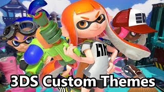 How to Install Custom Themes on 3DS