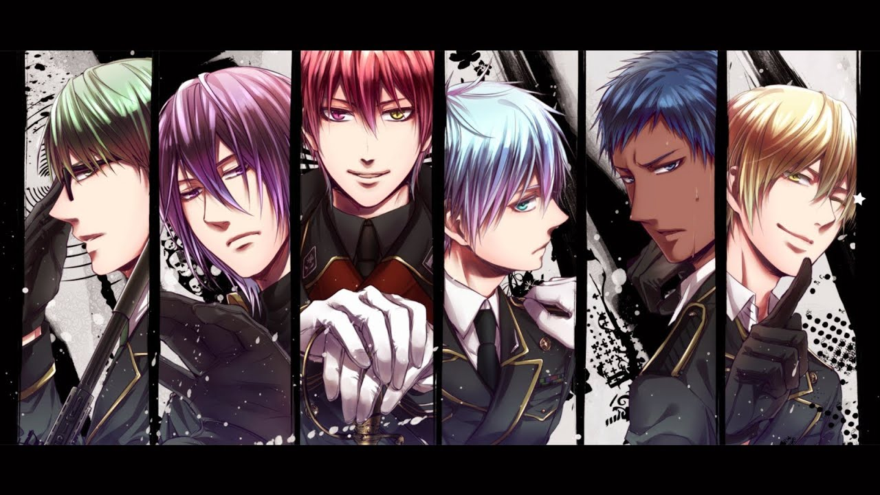 Kuroko no basket my own destiny youtube voltagebd Image collections