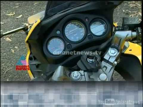 Reviewing new Hero Karizma:Smart Drive 17 September 2014