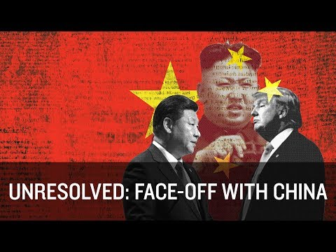 LIVE DEBATE: Unresolved: Face-Off with China