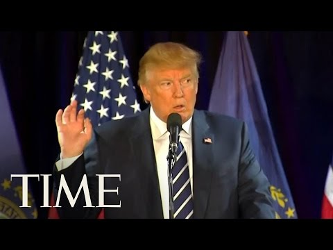 Donald Trump Praises FBI Over Reopening Of Hillary Clinton Email Investigation | TIME