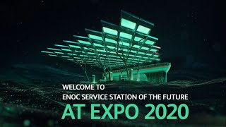 ENOC Service Station of the Future Feature