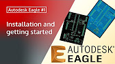 How To Install Eagle CAD PCB in Linux - YouTube