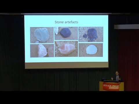 DES – AGIL 2018/19 IGC 國際寶石學研討會 –『香港新石器時代考古遺址發現的玉器:其礦物學和起源』by  Prof. Chan Lung Sang