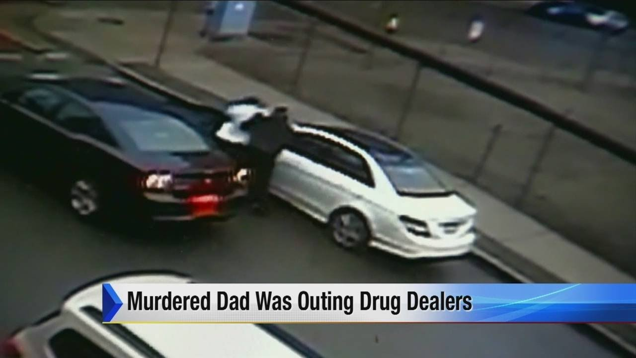 Download Murdered dad was outing drug dealers