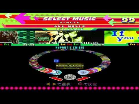 Dance Dance Revolution 4TH Mix all song list