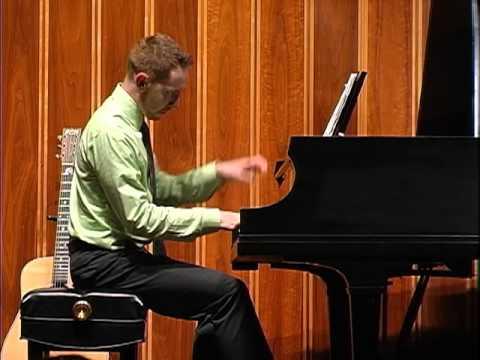 Matt Safley: Milder Musical Arts 35th Anniversary Concert